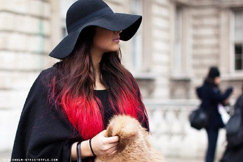 castano e rosso