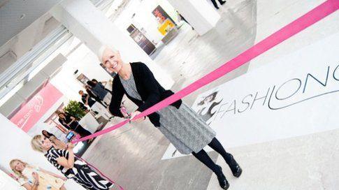 Carla Gozzi madrina del Fashion Camp