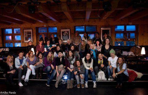 Ecco un'immagine dell'ultimo meeting WIB svoltosi in Svizzera