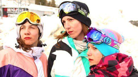 Conny, Julia ed Ana