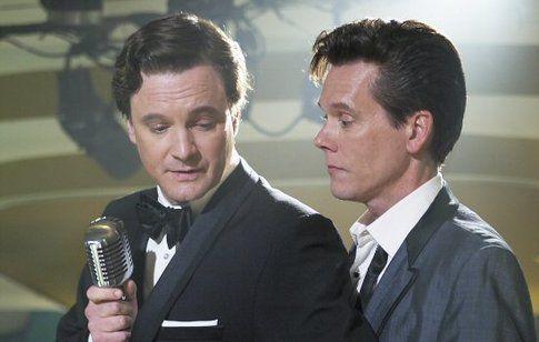 Colin Firth e Kevin Bacon