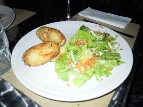 Crocchette di patate e tofu