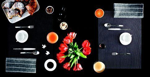 Progetto Eat tavola di Eliana Maria Lorena