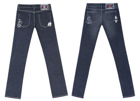 I jeans stretch