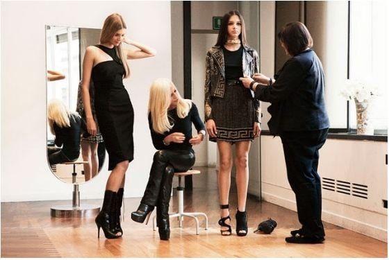 H&M e Versace: il lusso diventa lowcost dal 17 novembre