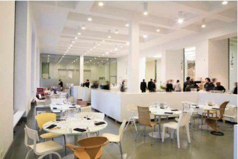 Design Café, il bistrot della Triennale di Milano