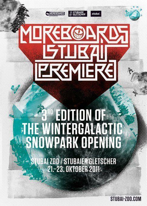 Opening a Stubai con premiere Moreboards