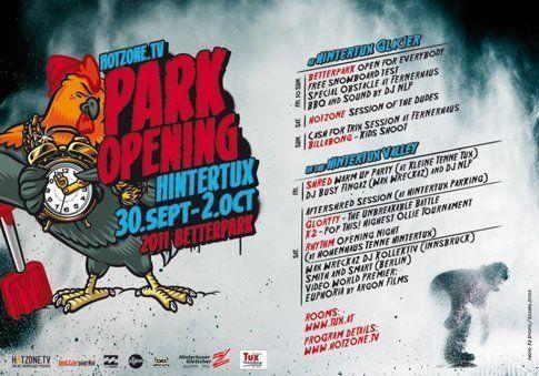 Opening di Hintertux programmato per fine settembre
