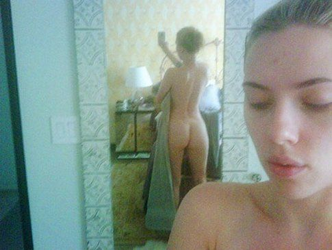 La foto rubata di Scarlett