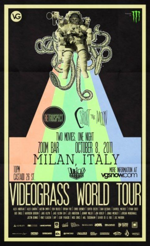 Premiere Videograss Milano