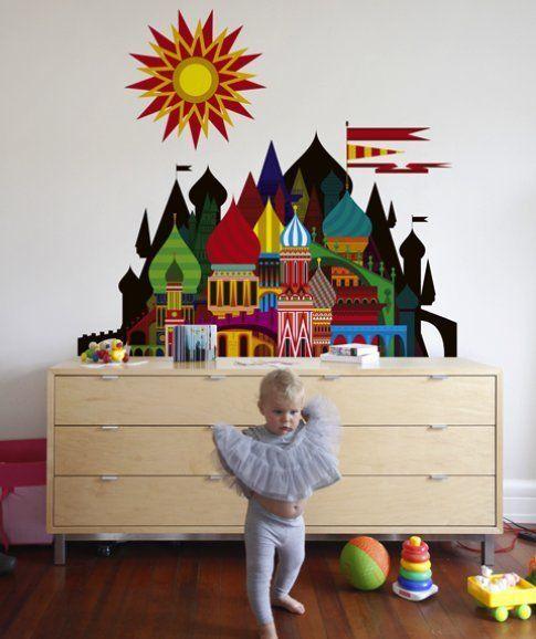 Imaginary Castle by Whatisblik