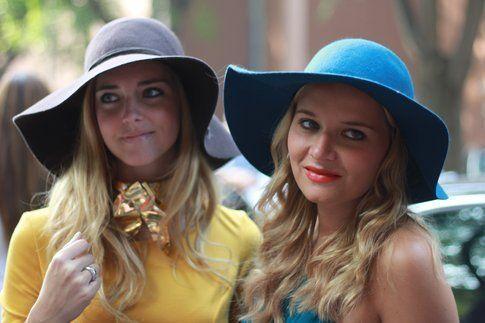 Veronica Ferraro e Chiara Ferragni - Fashion Blogger