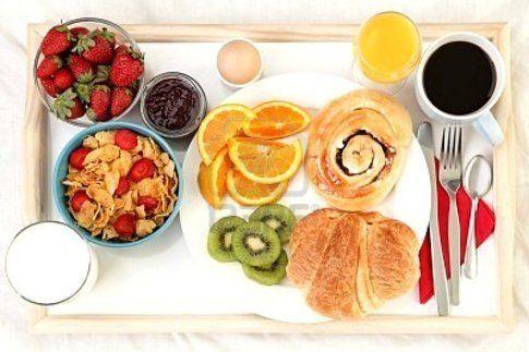 Questa si che è una colazione!