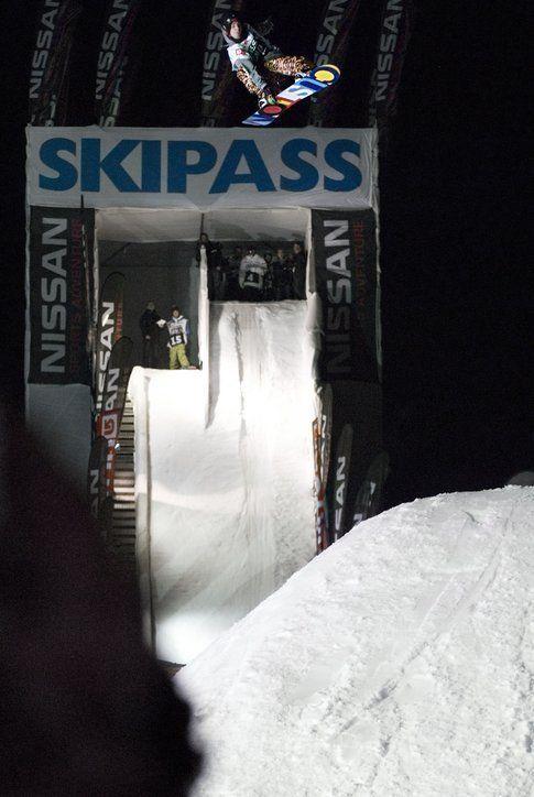 Un'immagine d'archivio di Modena Skipass
