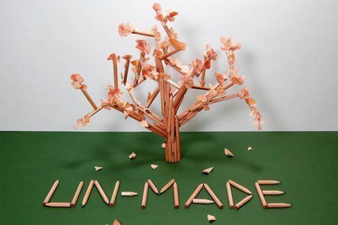 Un-Made Tree di Kyle Bean