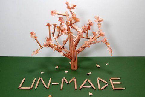 Un-Made Tree di Kyle Bean