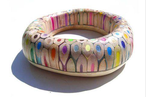 Un braccialetto di Maria Cristina Bellucci