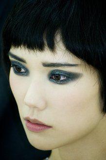 Chanel - Smokey eyes dai toni metallizzati