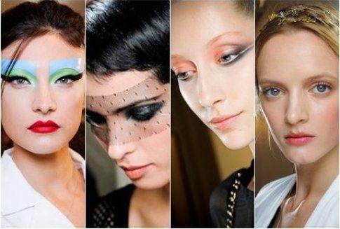 Nuove tendenze make-up autunno-inverno 2011-2012