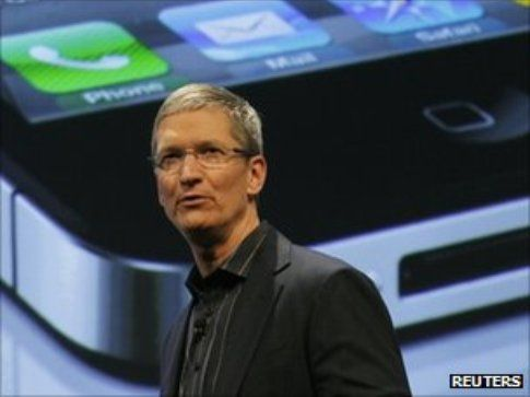 Tim Cook, nuovo CEO di Apple