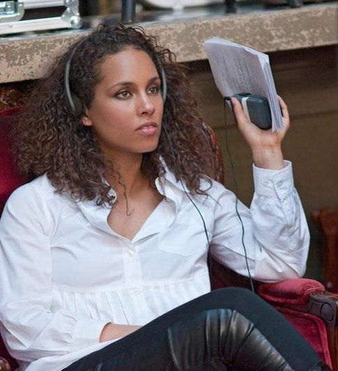Alicia Keys regista