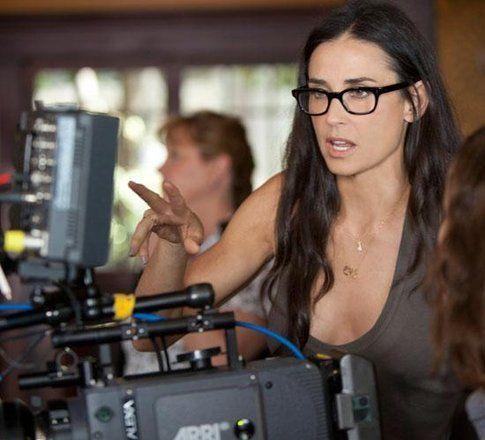 Demi Moore regista