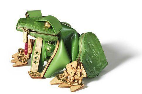Gli animaletti firmati Louis Vuitton e creati da Billie Achilleos
