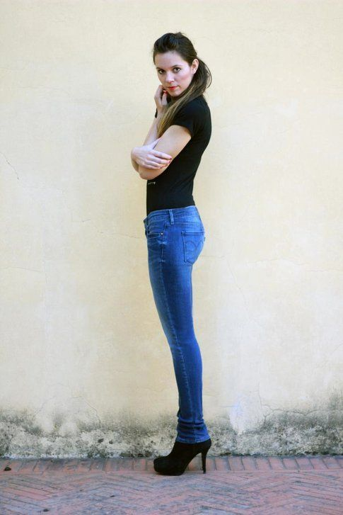 I Demi Curve sembrano plasmati sulle mie curve!