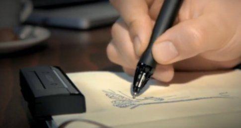 Inkling Digital Pen