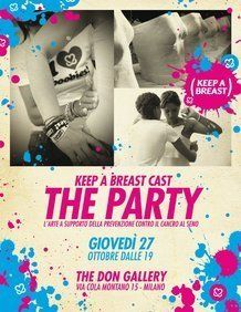 Keep a Breast Cast Party