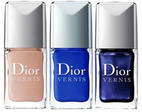 Dior - Blue Tie