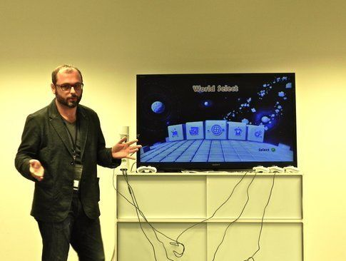 Iain Riches, Senior Producer Disney Interactive Studios