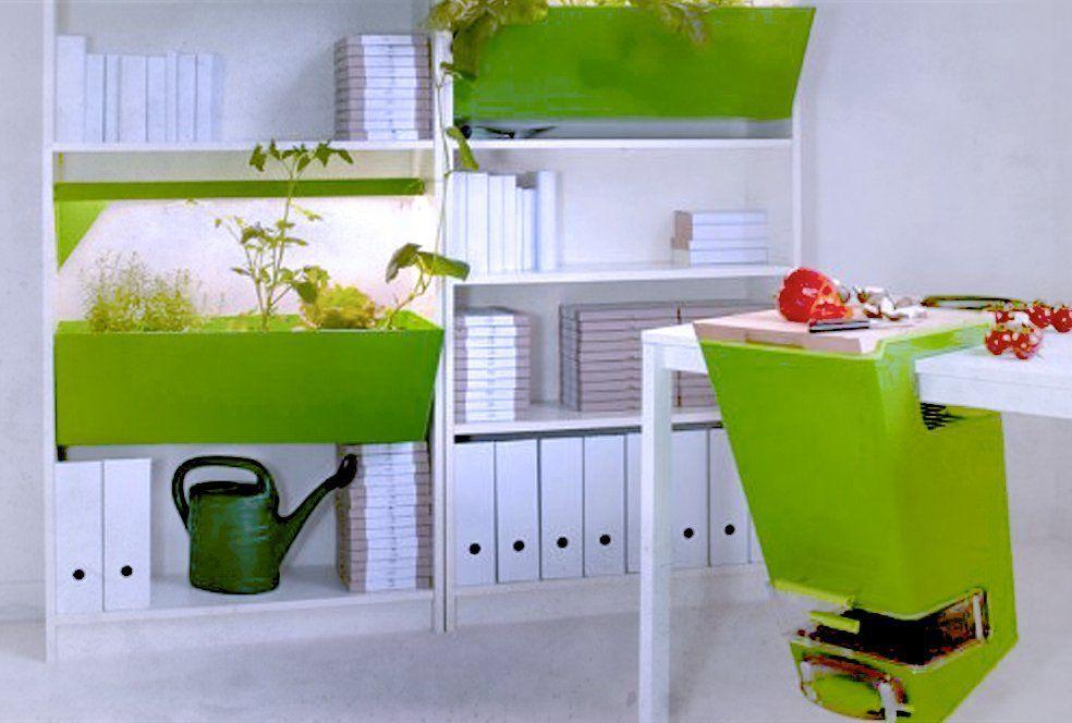 Parasite Farm: soluzione di design per il compostaggio domestico