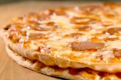 Pizza fuori misura