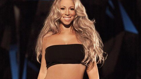 Mariah Carey foto per Jenny Craig