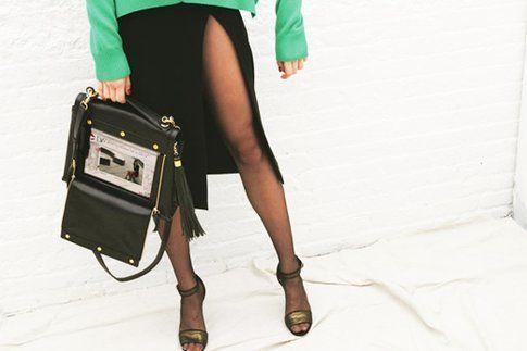 La borsa Harper Connect in versione Geek Chic