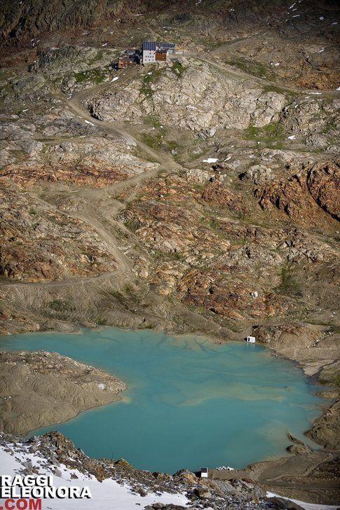 Val Senales nel periodo estivo. Foto di Eleonora Raggi