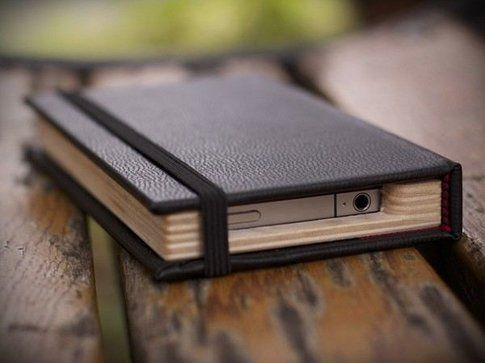 Black Book iPhone Case