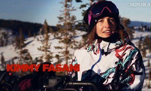 Kimmy Fasani in TB20