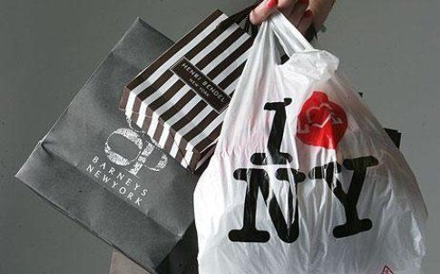 W lo shopping a New York!