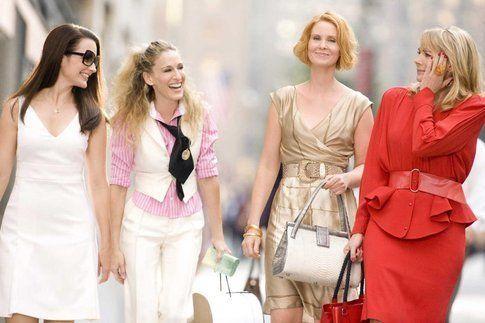 Il classico shopping alla Sex and the City