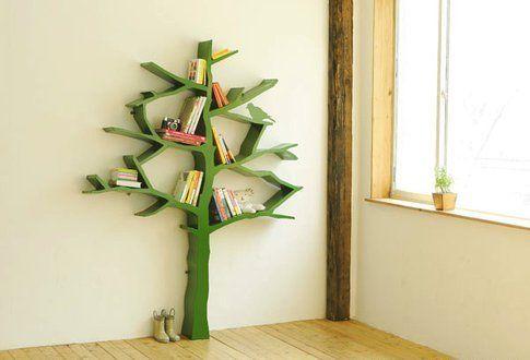 Per fare una libreria ci vuole un albero | Bigodino