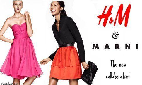 Marni e H&M