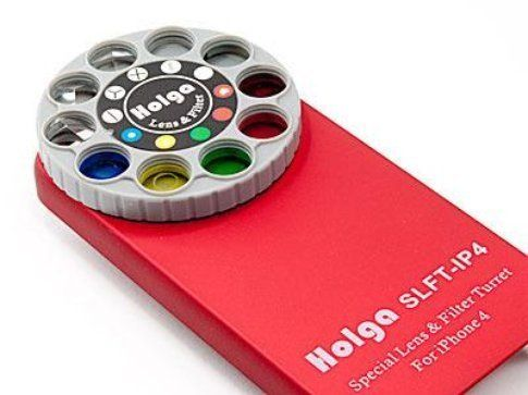 Holga iPhone Lens Filter Kit