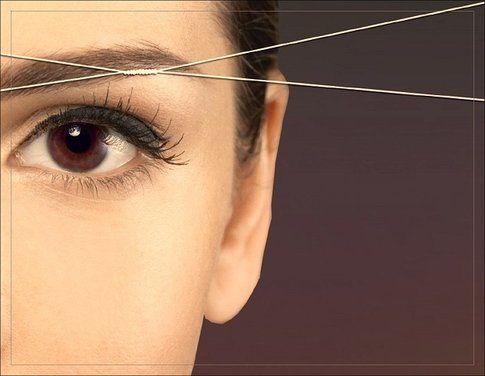 depilazione a filo