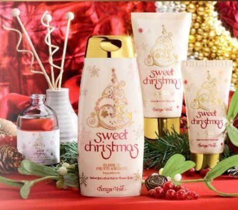 Confezioni natalizie - Bottega verde