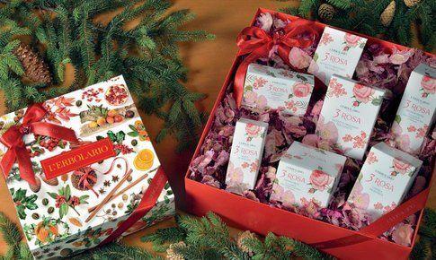 Confezioni natalizie - Erbolario