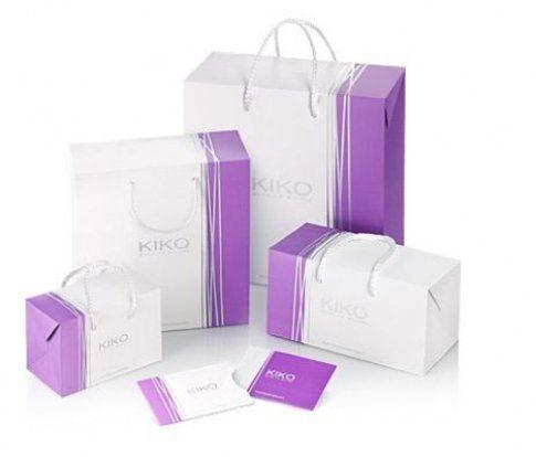 Kiko - Confezioni regalo vari formati