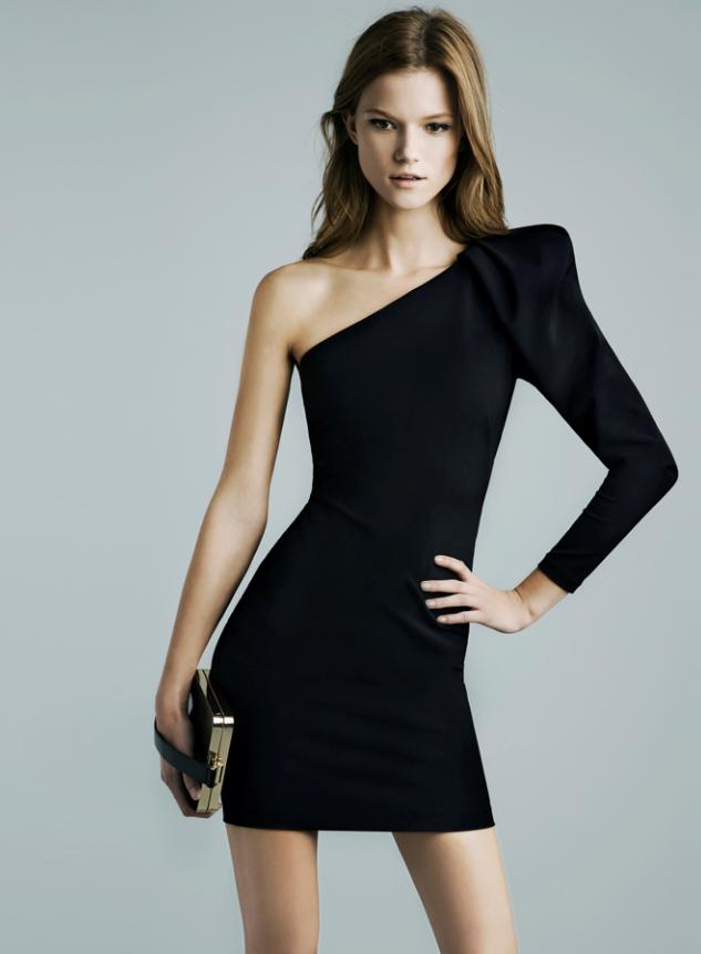 Un abito di Zara