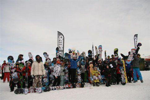 NItro Kids Camp al Monte Bondone